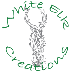 White Elk Creations Logo