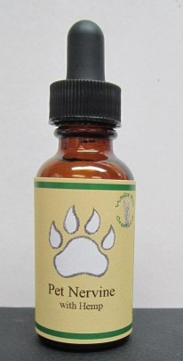 White Elk Creations Pet Nervine CBD Blend