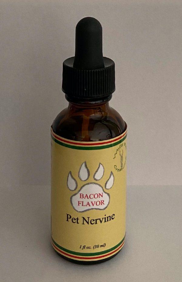 Pet Nervine Bacon Flavor